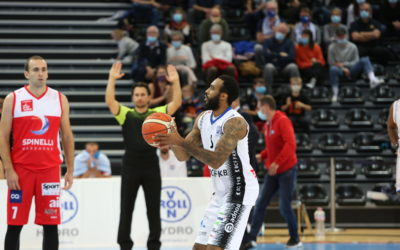 Fribourg Olympic – Starwings Basket à huis clos !
