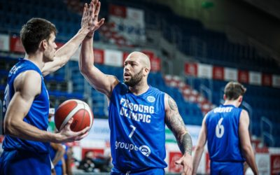 FIBA Europe Cup – 2nd Round !
